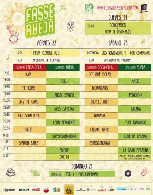 Festival-Fasse-Rueda-2016-horarios