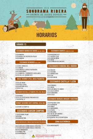 Sonorama-Ribera-2016-horarios-sabado