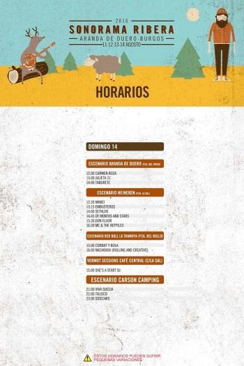 Sonorama-Ribera-2016-horarios-domingo