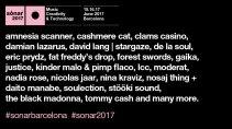 sonar-2017-cartel-1