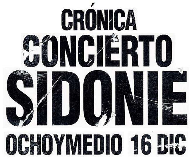 cronica-concierto-sidonie-ochoymedio-diciembre-2016