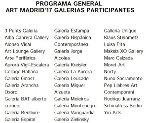 art-madrid-17-galerias-participantes