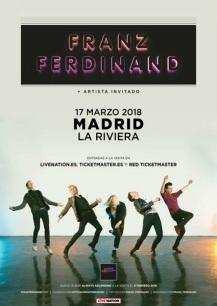Franz-Ferdinand-riviera-madrid-marzo-2018