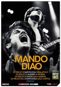 Mando-Diao-riviera-madrid-febrero-2018