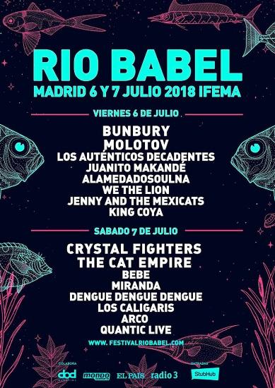 festival-rio-babel-2018-cartel-por-días-2-bunbury