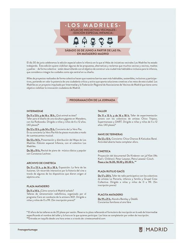 los-madriles-programacion-2018