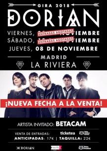 dorian-riviera-3-fecha-noviembre-2018